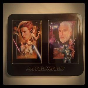 Fossil Star Wars Attack of the Clones Watch 2002